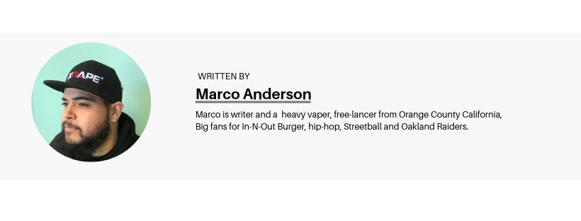 Marco Anderson