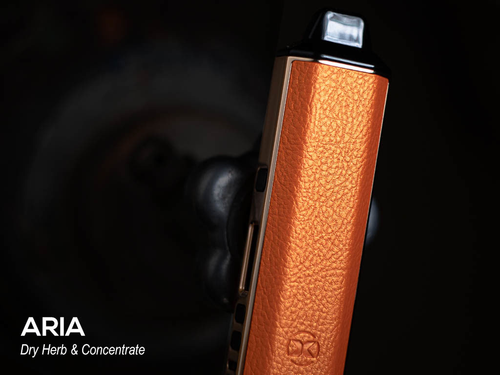 Xvape Aria Dry Herb & Concentrate Vaporizer